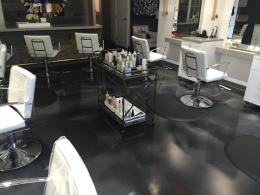 Metallic Epoxy Salon
