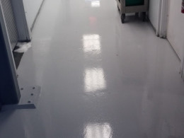 Solid Color Epoxy System