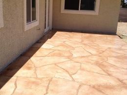 Wide Cut Flagstone Patio 2