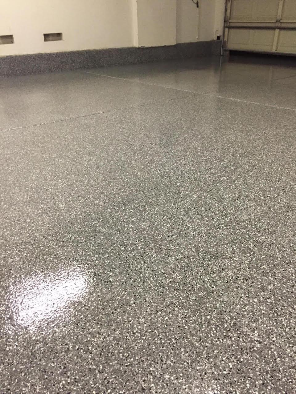 Concrete Garage Floors And Epoxy Coatings Transform Your