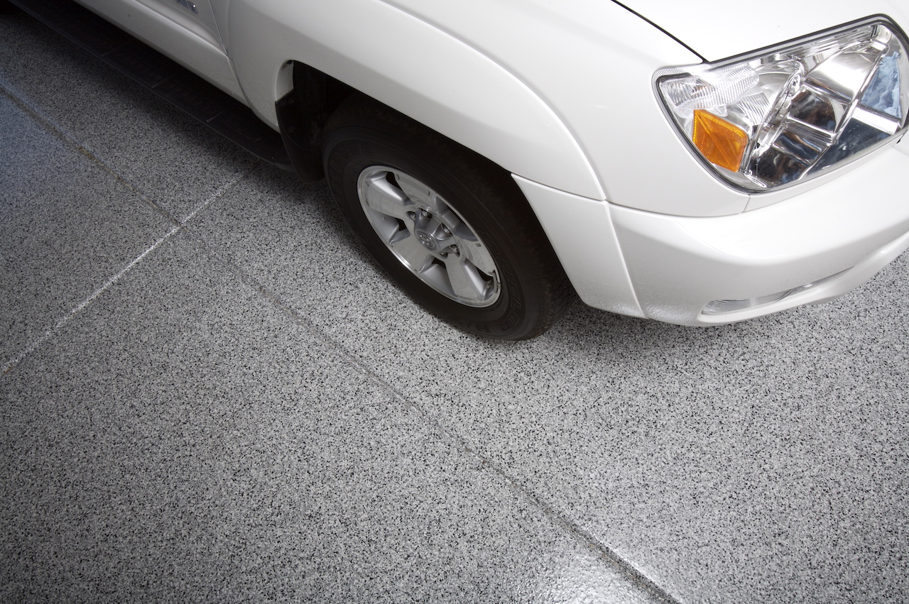 Epoxy Coating For Garage Floors Concrete Texturing