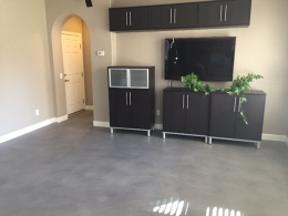 Interior Grey Stain & Seal 2