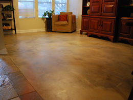 Water Based Stain & Seal