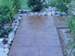 Random Stone Walkway 2