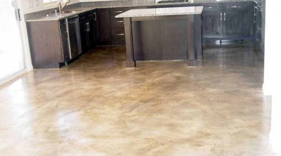 Most Favored Concrete Stain Color?