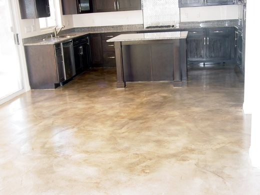 Most Favored Concrete Stain Color