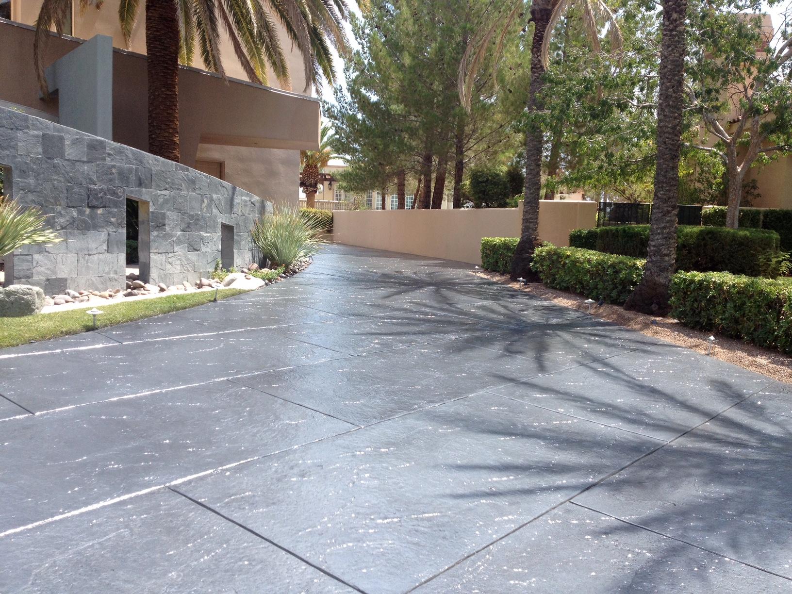Decorative Concrete Driveways Concrete Texturingconcrete