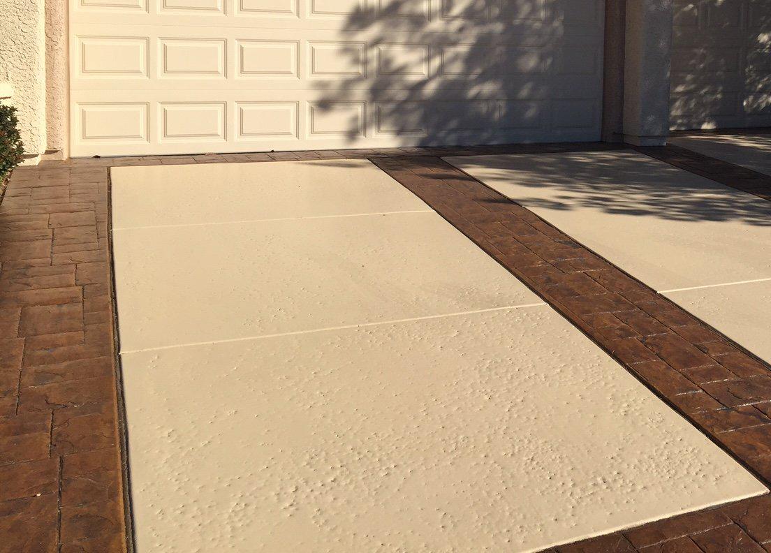 Decorative Concrete Driveways - Concrete TexturingConcrete Texturing
