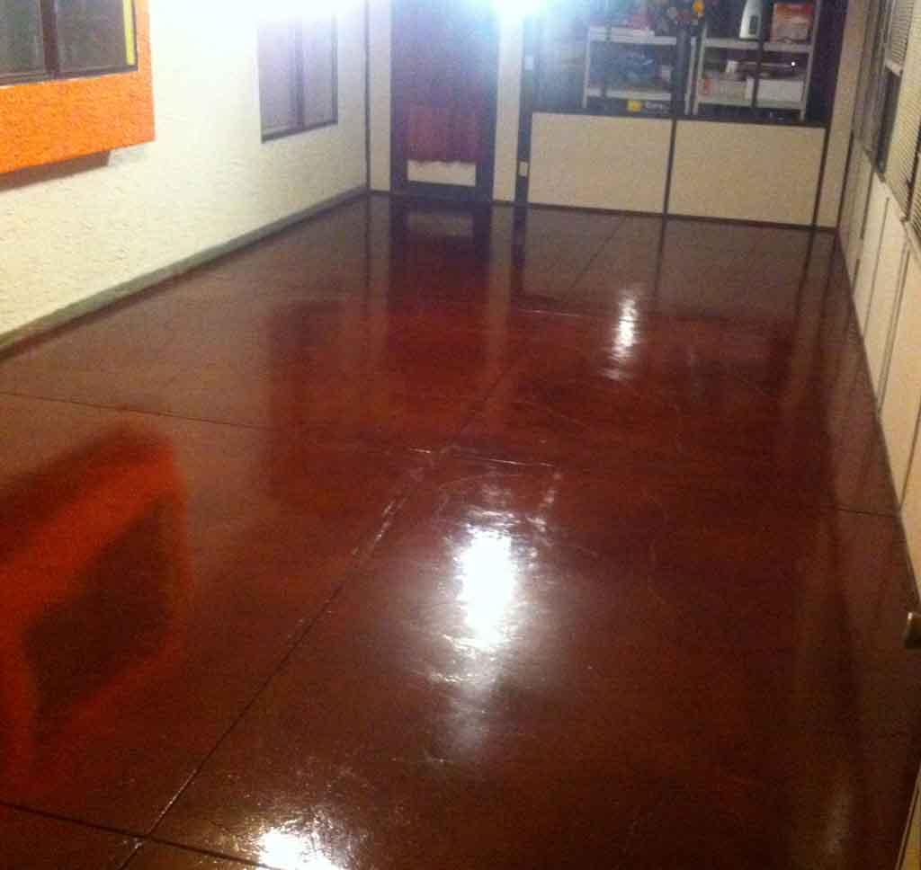 Tri Mix Interior : Interior floor concrete texturingconcrete texturing