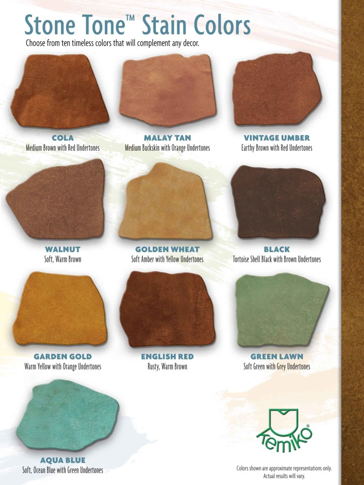 Kemiko Color Chart copy